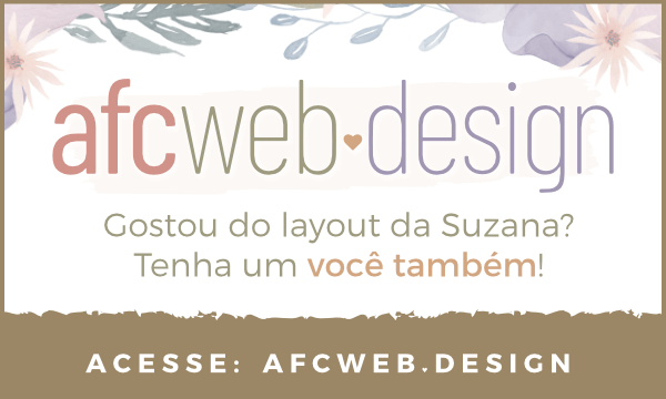 Design para blogs e sites Wordpress Por Ana Flávia Cador