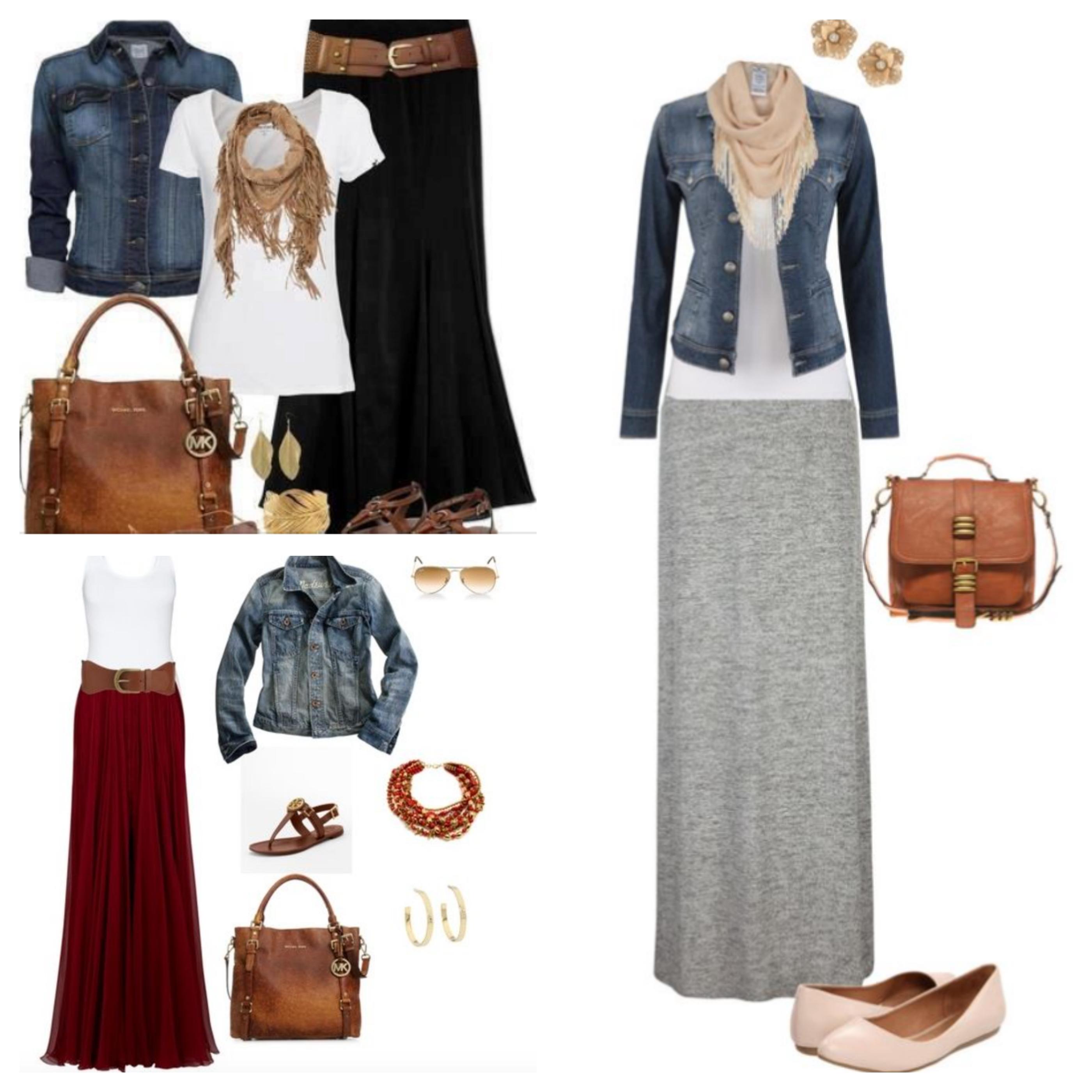 saias outfit