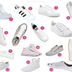 Como usar Tênis Branco?!? Dicas de onde comprar!!!