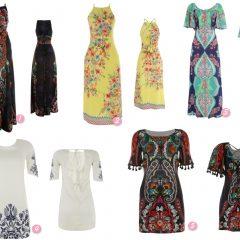 Vestidos Primavera – Verão C&A | Wish List