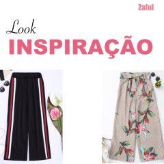 Look Inspiração e baratinho com a Zaful!