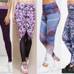 Calças para ginástica estilosas e baratinhas no site Rosegal!