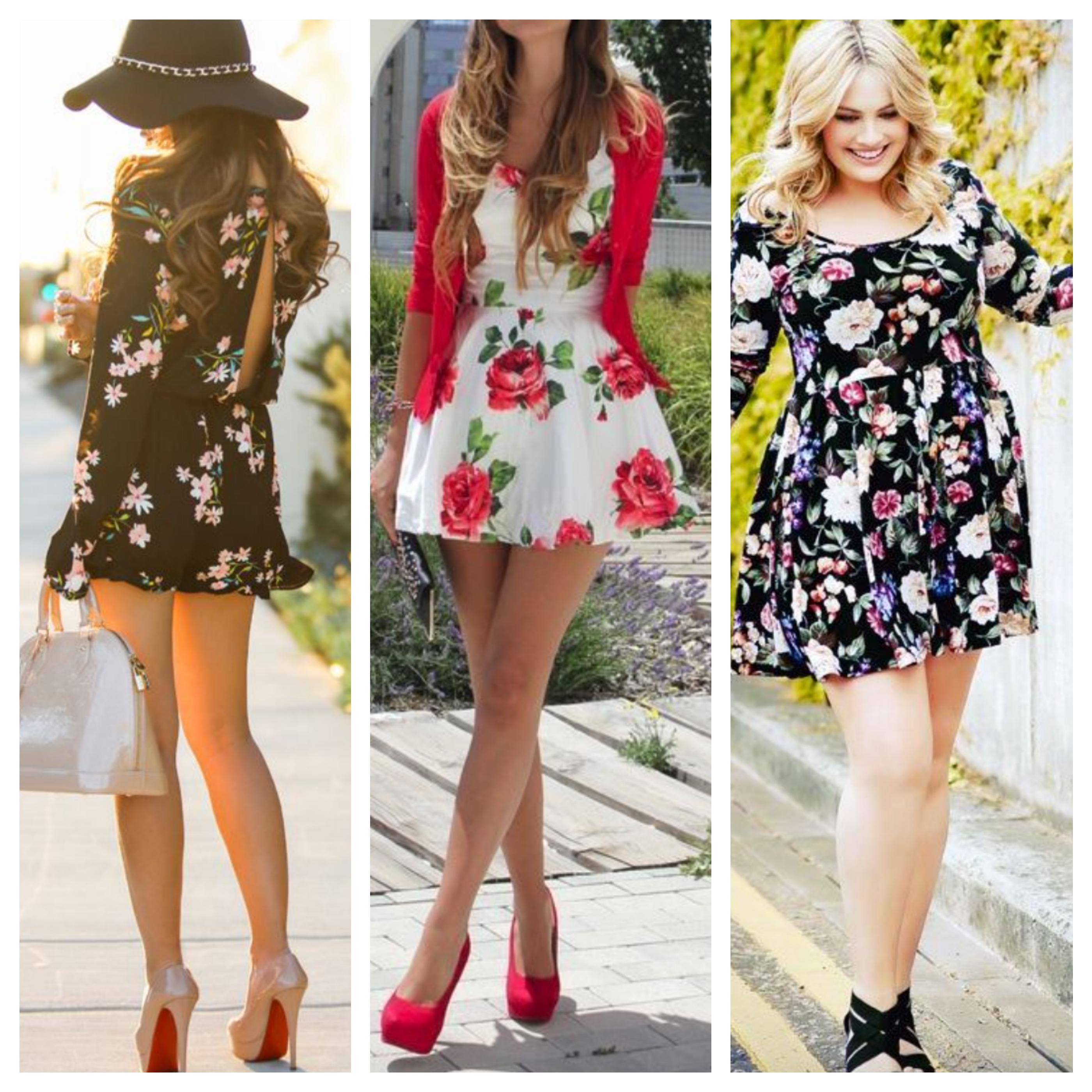 vestido floral 1
