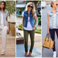 Colete Jeans como usar e onde comprar?!?